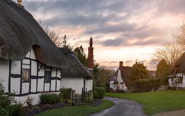 is Grimbister thatch roofing popular