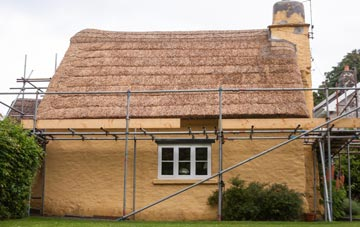 Grimbister thatch roofing costs