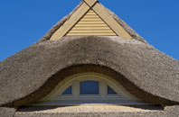 Grimbister thatch roofing